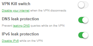 Achieving an 100% airtight dynamic IP VPN + killswitch while on the