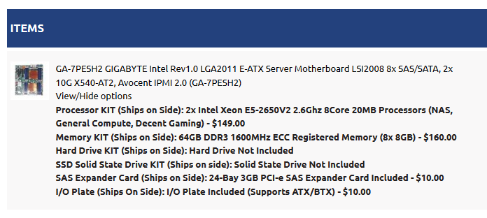 Need new solution for my growing NAS problem - Hardware