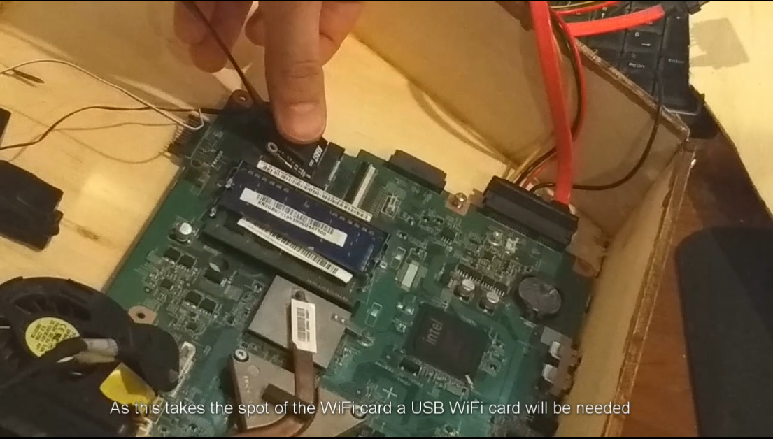 EGPU without thunerbolt 3, How I upgraded an old laptop - Build Logs