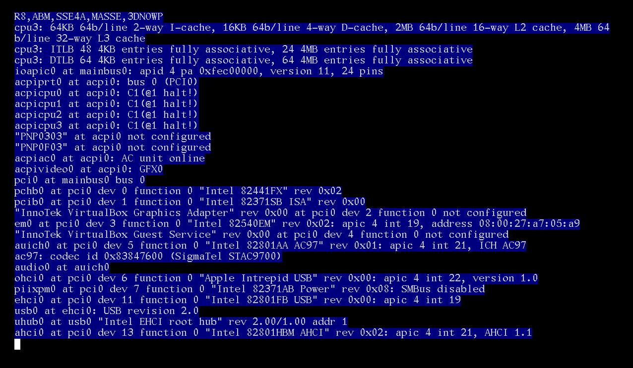 BSD noob tries out OpenBSD - Blog - Level1Techs Forums