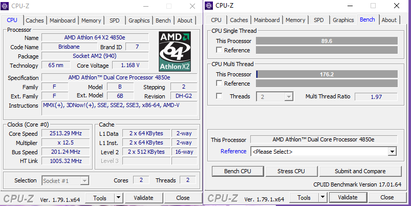 5Ghz overclock on Athlon X4 760K Black Edition