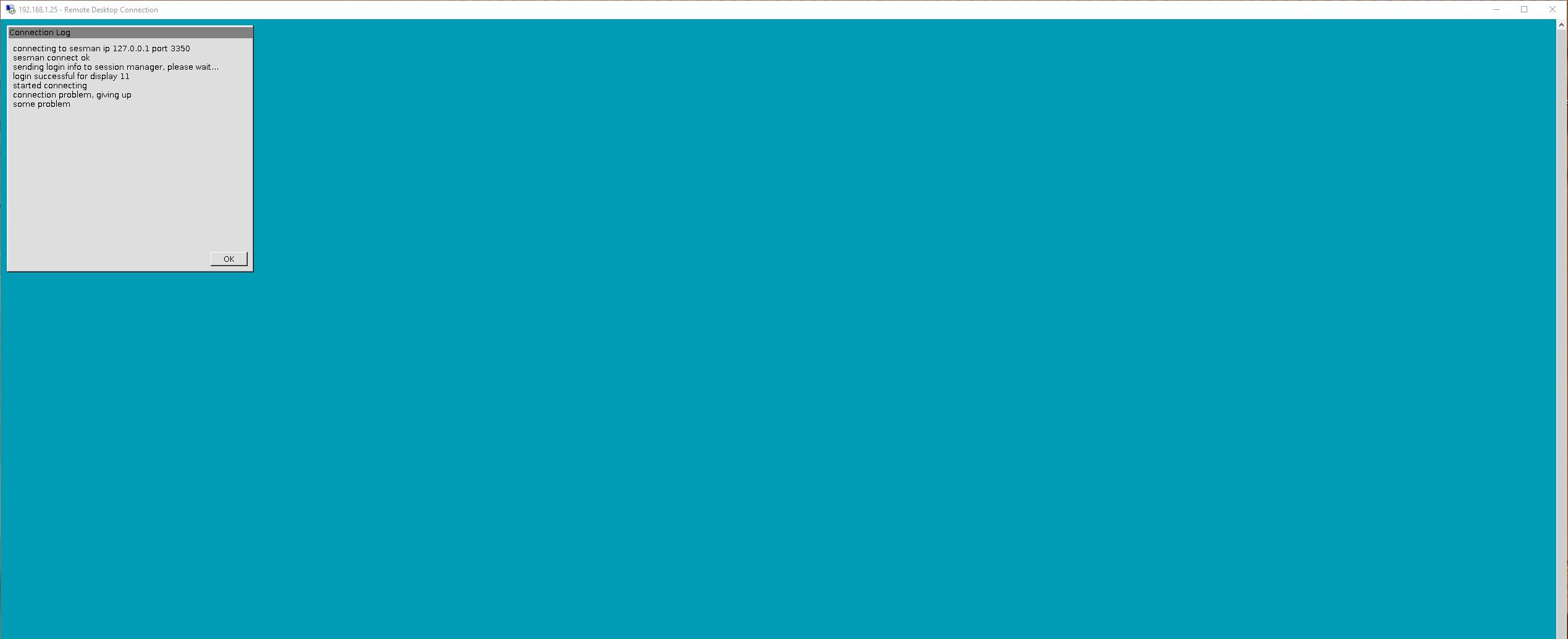 Windows 10 to Bionic Beaver 18 04 via xRDP - Linux