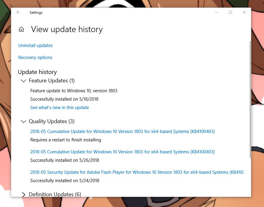Windows 10 Update breaks mic input - Windows - Level1Techs