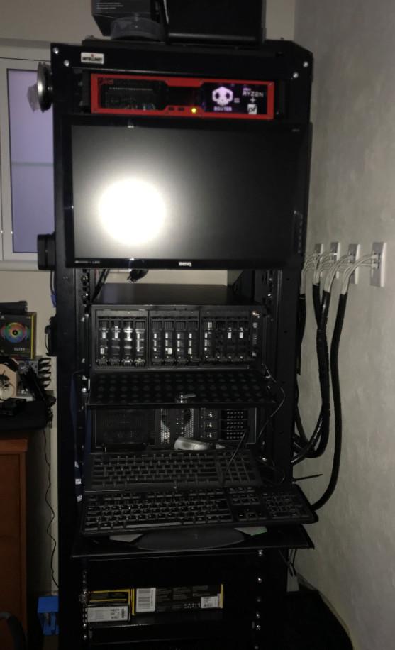 Normie + PFsense + Ryzen + 2U Case Mod - Build a PC