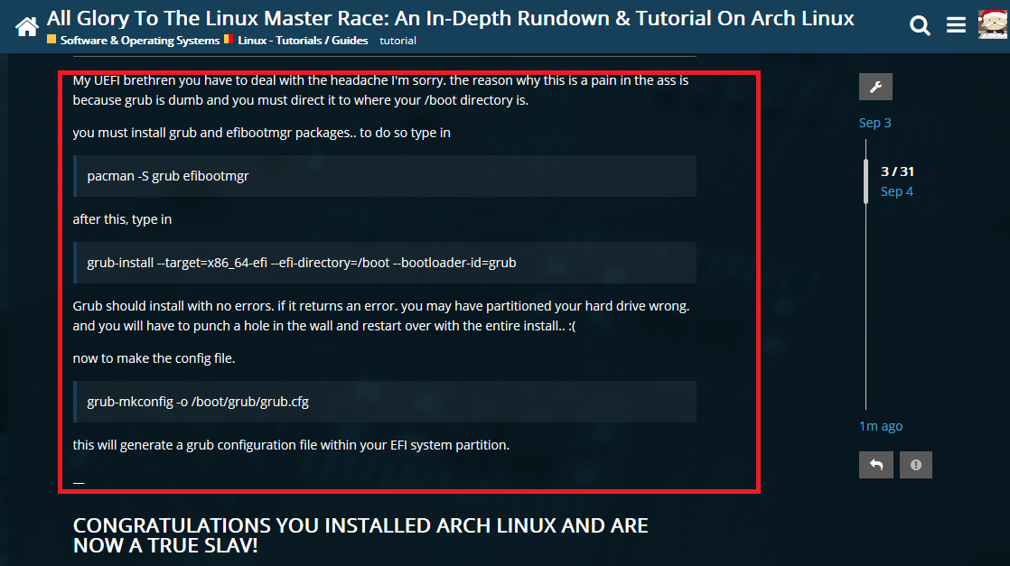 All Glory To The Linux Master Race: An In-Depth Rundown & Tutorial