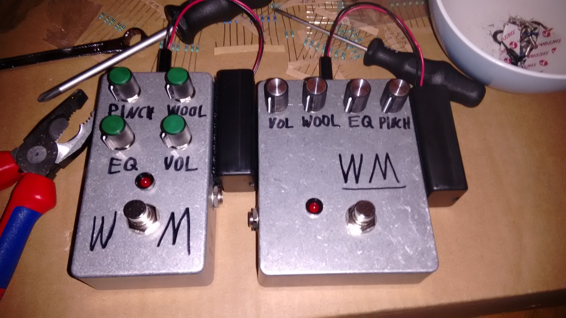 Building My Own Effect Pedals For Guitar Bass Science Re Vero Wah Circuit Img 20160420 0101201641959x1102 460 Kb