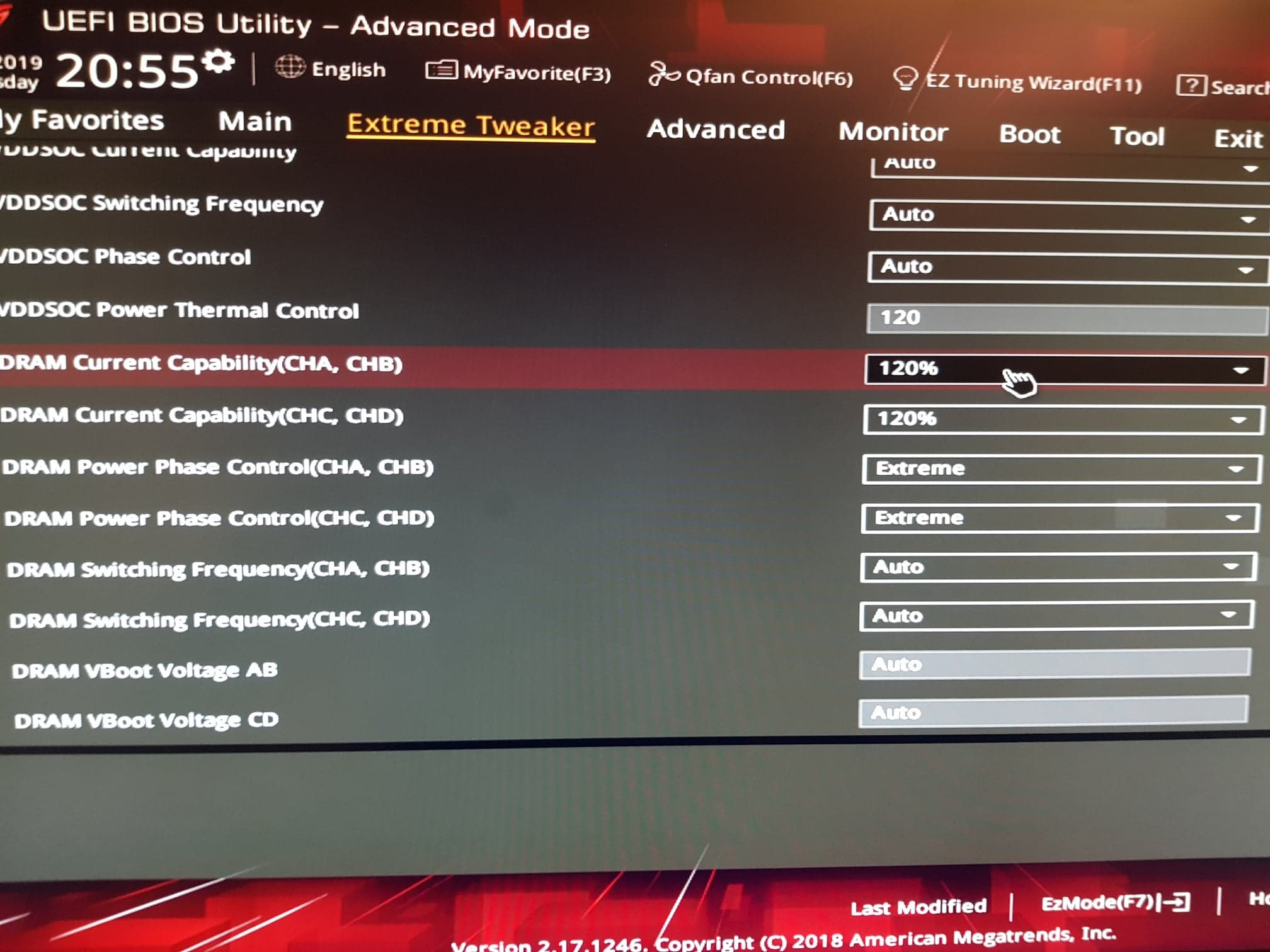 2990wx / Asus ROG zenith extreme alpha / 128gb G skill CL14 build