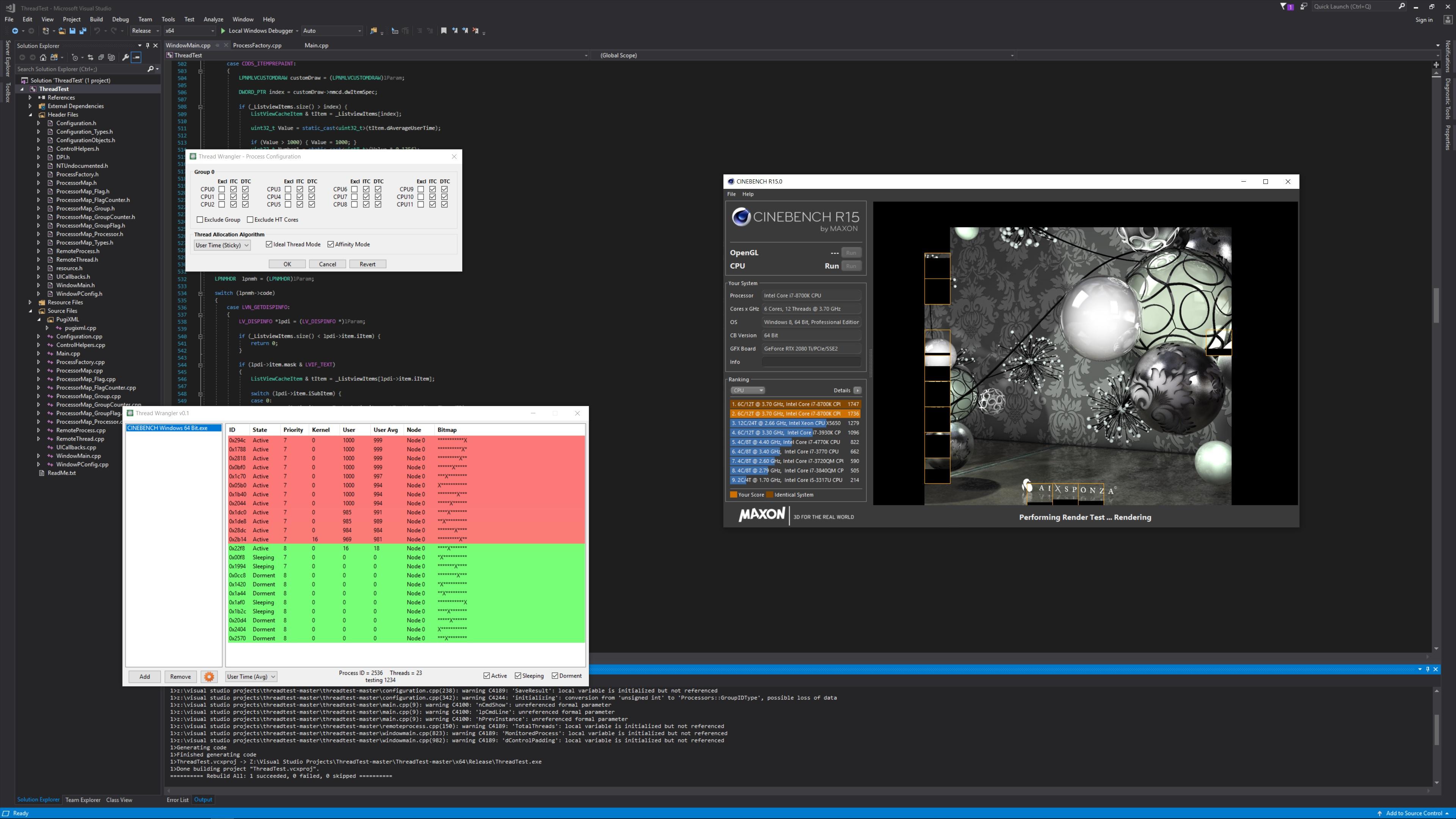 2990WX Threadripper Performance Regression FIXED on Windows