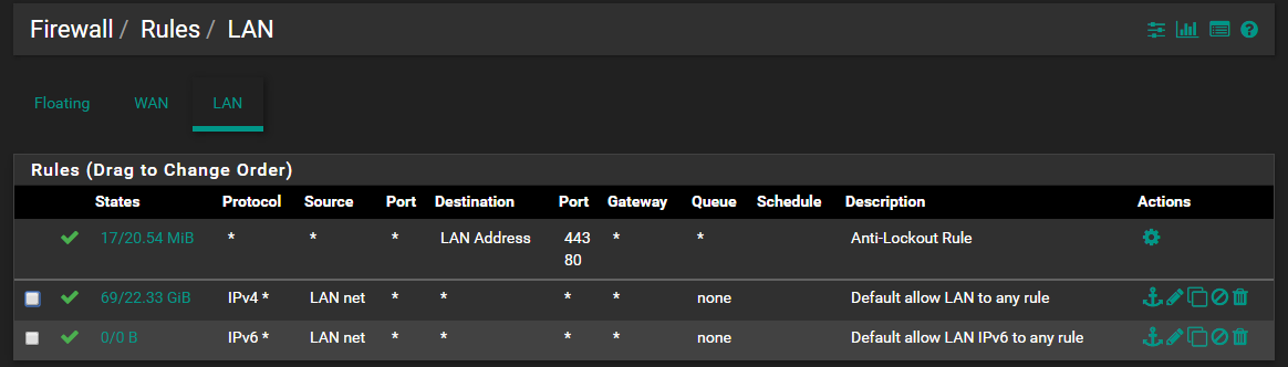 PFSense refuses to port forward - Networking - Level1Techs Forums