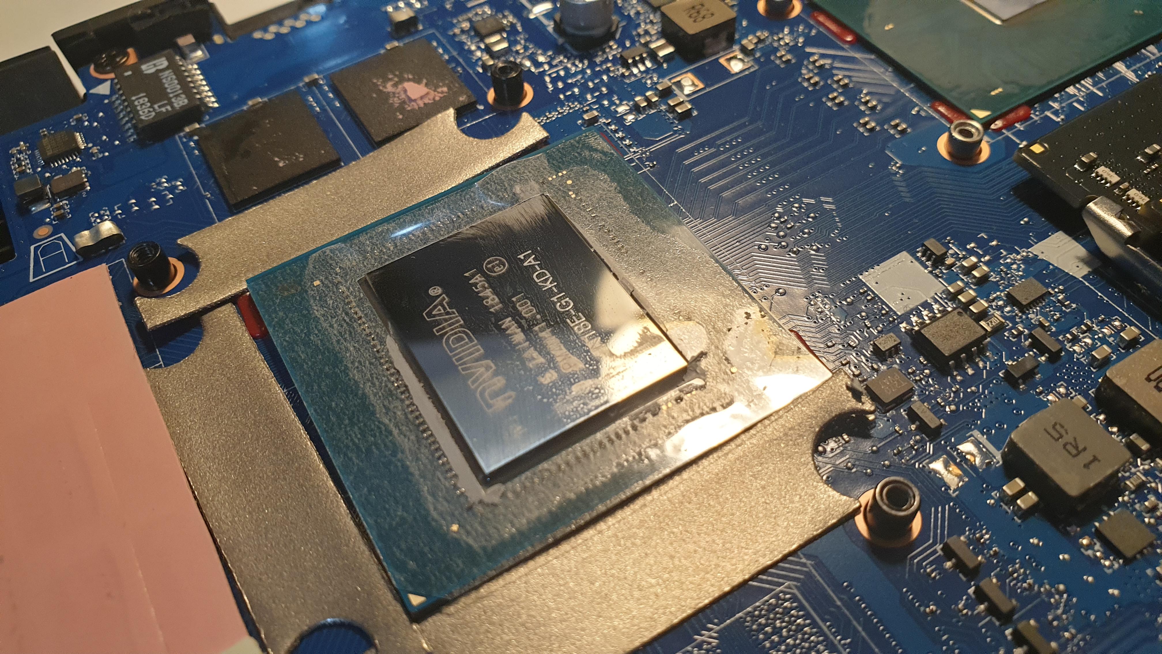 Мобильная NVIDIA GeForce RTX 3050 получит 2048 ядер CUDA